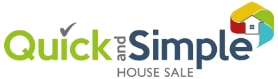 Quick and Simple House Sale Logo